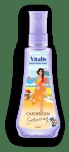 Vitalis Exotic Body Scent Caribbean Getaway