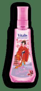 Vitalis Exotic Body Scent Tokyo Wonder