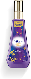 Vitalis Glamour Body Scent Sheer