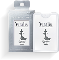 Vitalis Pocket Eau de Cologne Empress