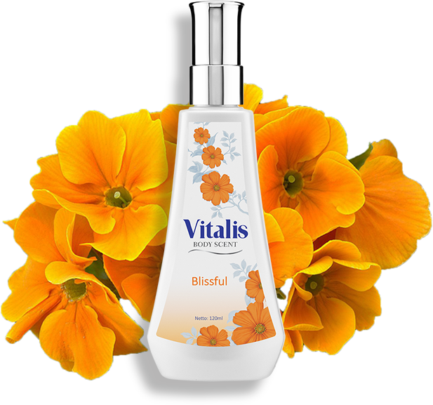 Vitalis Body Scent Blissful