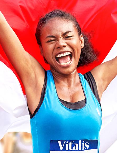 Nina - Athlete