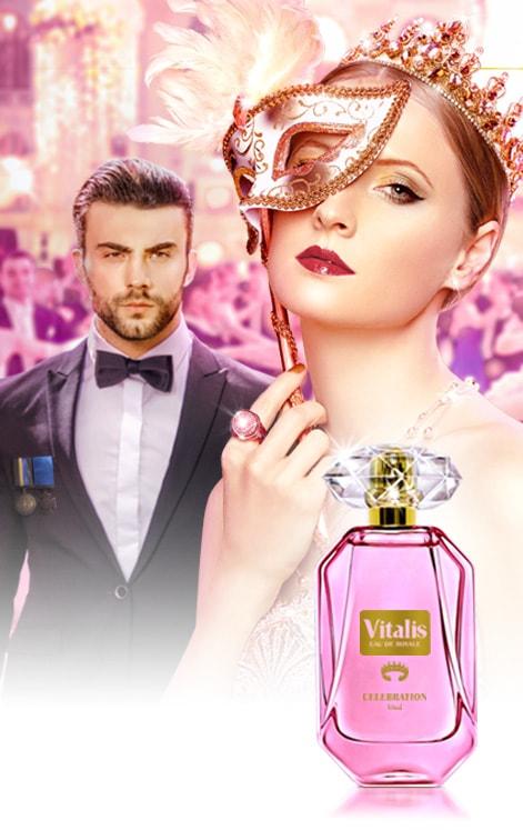 Vitalis Eau De Royale: Parfum Mewah Terbaru dari Vitalis Favorit Nagita Slavina